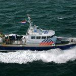Politieboot P42 IJmuiden