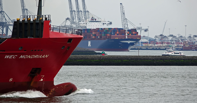 Haven Rotterdam (Foto: Kees Torn)