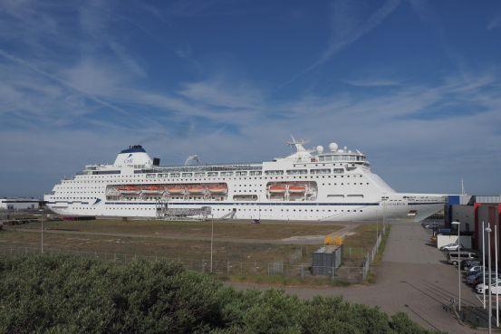 Cruiseschip Columbus