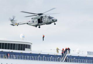 LIVEX 2019 - helikopters evacueren
