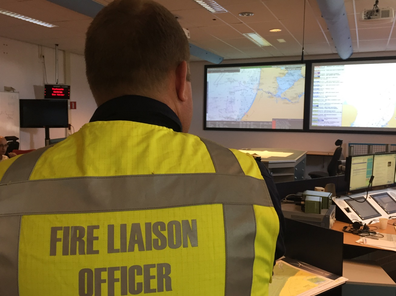MIRG.nl Fire Liaison Officer (FLO)